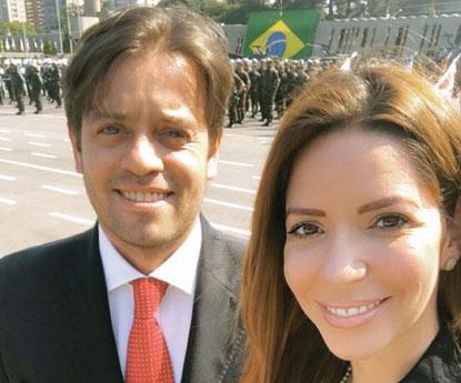 Alaíde Damo nomeia como secretária Laura Demarchi