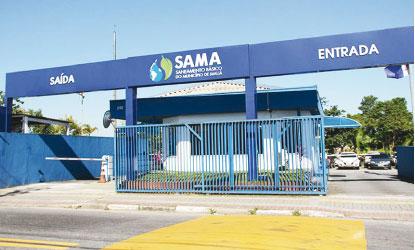 Polícia Federal faz diligência na Sama em  desdobramento da operação que prendeu Atila