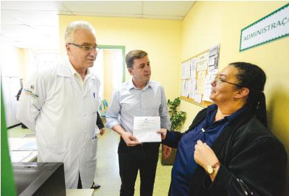 Prefeitura de São Bernardo amplia atendimento para exames de ultrassonografia