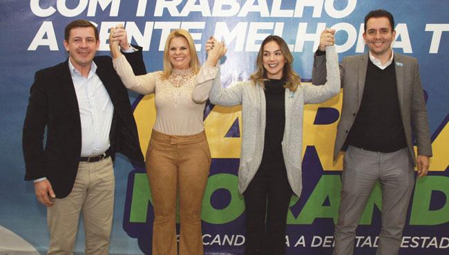 Ana Carolina vai coordenar campanha de Carla Morando em Santo André