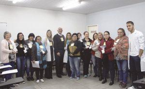 Diadema inicia curso sobre alimentação saudável
