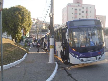 S.Bernardo entrega mais dez novos ônibus com TV, ar e wi-fi
