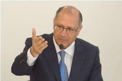 Geraldo Alckmin depõe em inquérito que apura caixa 2