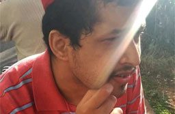 Bruno de Melo Santos tem deficiência intelectual e necessita de medicamentos diários. Foto: Arquivo pessoal