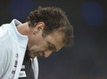 Cuca afirmou que a equipe sofreu prejuízo emocional com lance polêmico no final. Foto: Pedro Vale/AGIF/Folhapress