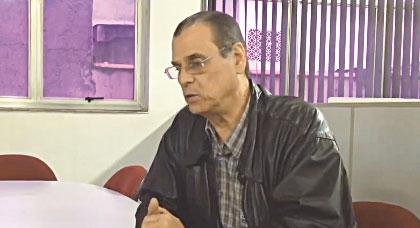 Candidato a deputado estadual, Luiz Paulo aposta no corpo a corpo