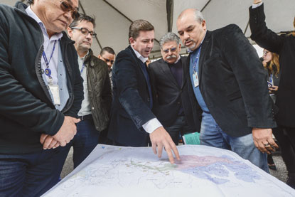 São Bernardo inicia 2ª fase das  obras de despoluição da Billings