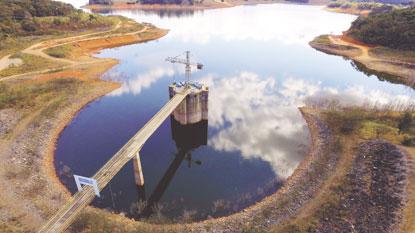 Mesmo com forte seca, 'novo' Cantareira tem água para mais de 1 ano