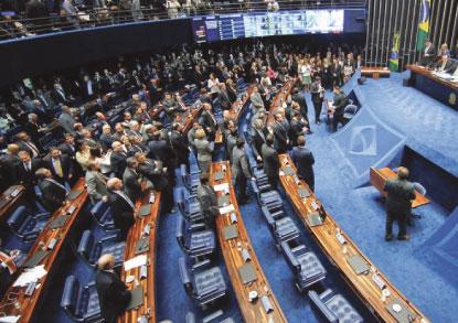 Senado aprova projeto que agrava crimes sexuais