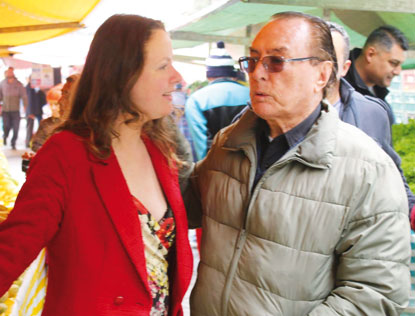 Vanelli Damo desiste de  candidatura a deputada federal