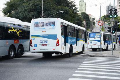 Santo André aumenta frota de ônibus neste domingo por causa de concurso em São Bernardo