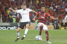 Corinthians segura 0 a 0 com o Flamengo no Maracanã