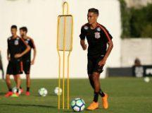 Pedrinho tem vínculo com o Corinthians até 2020. Foto: Luis Moura/WPP/Folhapress