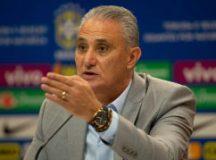 """Tite: """"Se eu trouxer toda a base da Copa, não vou dar oportunidade"""". Foto: Pedro Martins/MoWA Press"""