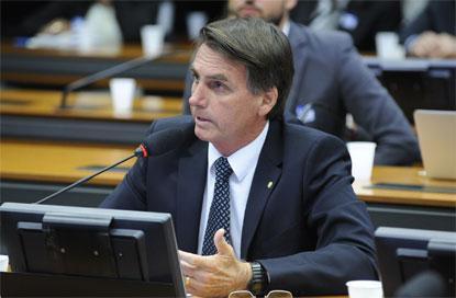 Bolsonaro lidera corrida presidencial em pesquisa CNT/MDA