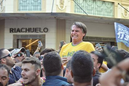 Bolsonaro é submetido a cirurgia de emergência em São Paulo