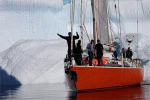 Expedições em veleiros à Antártida partem de Santa Catarina