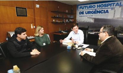 Com investimento de R$ 500 mil, Avenida Rotary ganhará nova iluminação