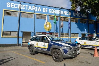 GCM de São Bernardo prende integrante da dupla de falsos entregadores de pizza