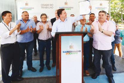 S.Bernardo ganhará Hospital da Mulher; entrega será em 2020