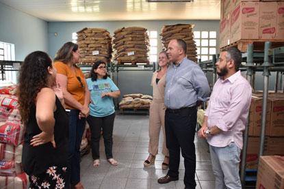 Prefeitura de Ribeirão Pires regulariza pendências  e garante merenda na volta às aulas