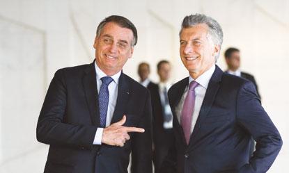 Com visita de Macri, Brasil e Argentina revisam acordo para extradições