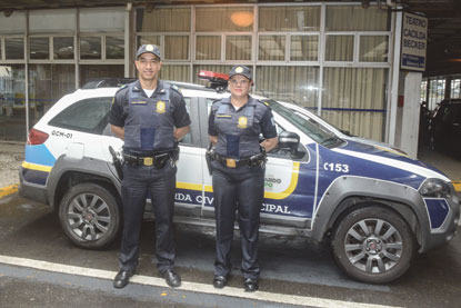 Claudia Coelho é primeira mulher a assumir GCM de São Bernardo