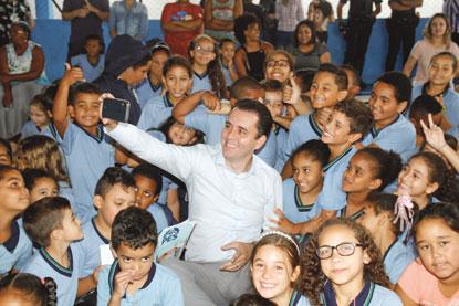 Prefeitura de Santo André lança projeto Escola Segura