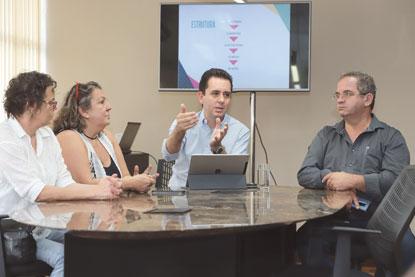 Paulo Serra apresenta metas do Plano Municipal de Cultura