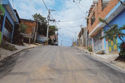 Urbanização do Sítio Joaninha está com 60% das obras concluídas