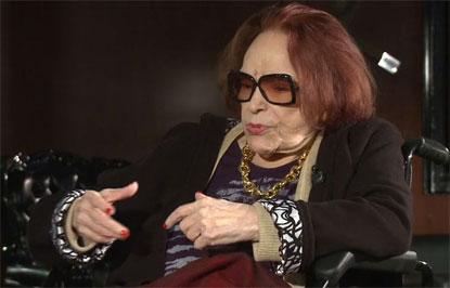 Morre aos 96 anos a atriz e cantora Bibi Ferreira