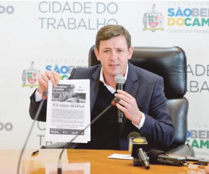 São Bernardo inicia convocação de selecionados em concurso público