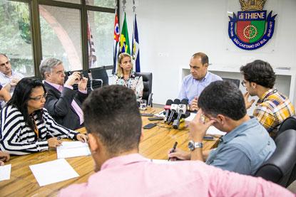 São Caetano anuncia medidas de amparo às vítimas da enchente