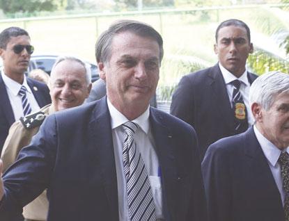 Para Jair Bolsonaro, não houve ditadura no Brasil