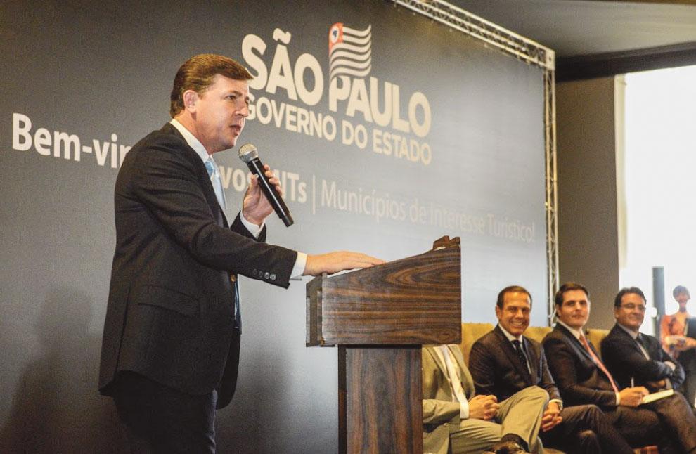 São Bernardo recebe título de Município de Interesse Turístico