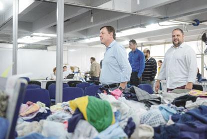 São Bernardo conclui atendimento a famílias afetadas pelas chuvas