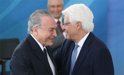 Na primeira noite preso, Temer ficará em sala da PF no Rio