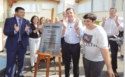 Prefeitura de São Bernardo reforça rede de atenção psicossocial