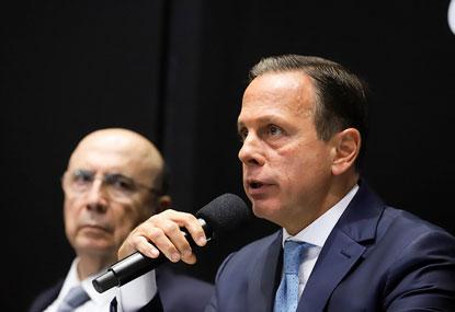 Governo de SP anuncia medidas para reduzir déficit de R$ 10,5 bi