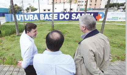 S.Bernardo confirma entrega de base do Samu para 16 de julho