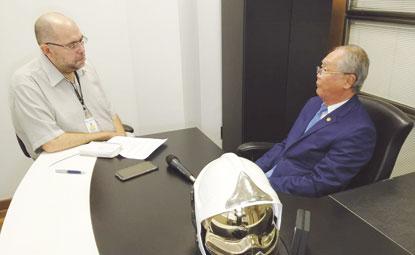 Coronel Nishikawa defende monotrilho  para Linha 18: 'mudança é inconsequente'