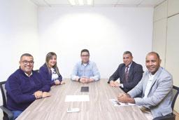 Pré-candidata ao Paço de Diadema participa de reunião com PRB estadual