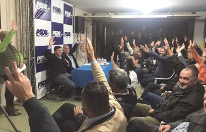 PSDB de São Bernardo formaliza pedido de expulsão de Aécio Neves