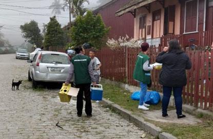 Paranapiacaba recebe ações voltadas para a causa animal
